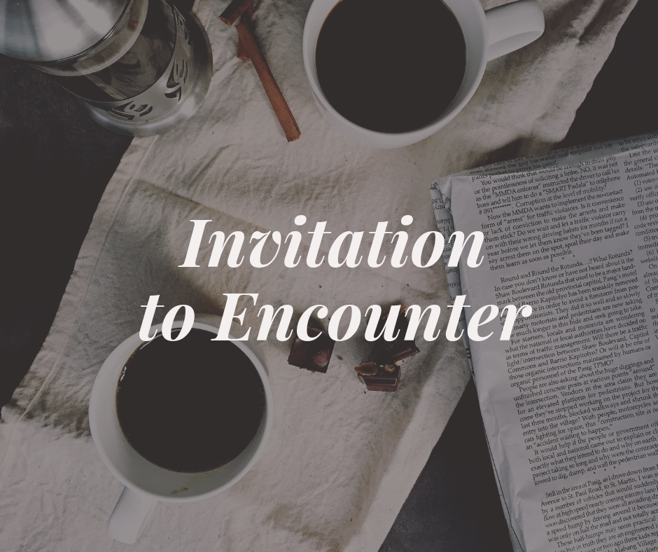 Invitation  to Encounter