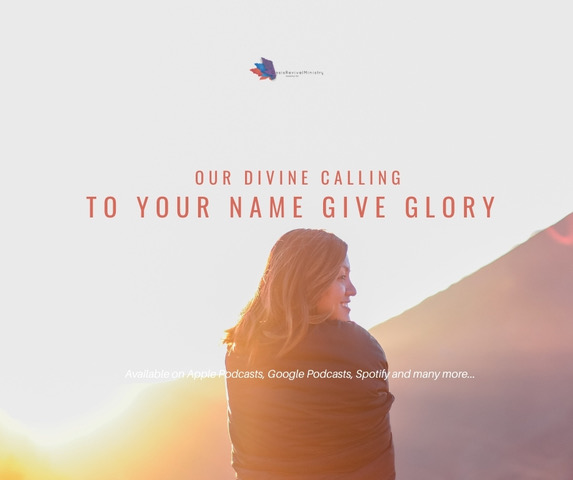 Sunday's Message   To God's Name Give Glory   May 23 2021